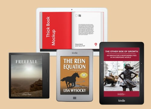 Kindle formatting services